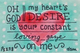 Heart's desire (2)