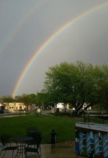 April 2017 rainbow